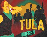 Tula - Quieren que me encalete EP Cover