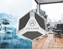Aether Apparel portable speaker