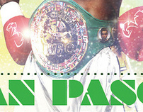 JEAN PASCAL AFTER PARTY POSTERS
