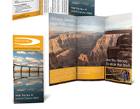 Walk The Sky at Grand Canyon West Brochure