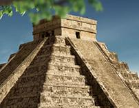 Tesouros, mitos e mistérios das Américas.