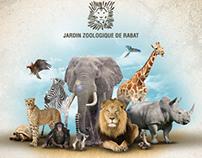 Campagne Jardin Zoologique de Rabat