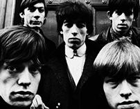 Rolling Stones Magazine Spreads