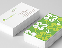 Clover by Clover Brand Identity and Web Application