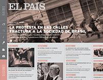- Web: Diario Online El País -