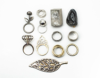 Metalsmithing / Jewelry Project
