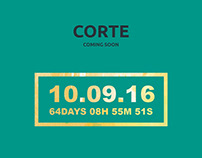 CORTE Coming Soon Template