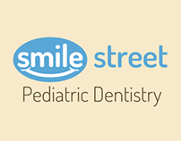 Smile Street Pediatric Dentistry Logo