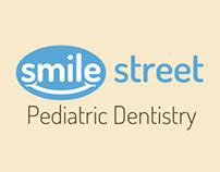 Smile Street Pediatric Dentistry Logo