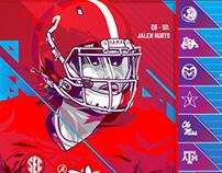 Alabama Football - 2017 Schedule