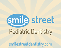 Smile Street Business Card