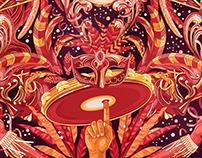 Carnaval BAR BRAHMA Camarote N1
