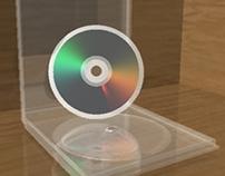 Objetos Escolares + CD + Folder e Cartão de Visitas