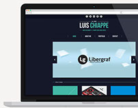 Luis Chiappe - Personal Site
