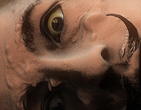 Salvador Dali's Portrait