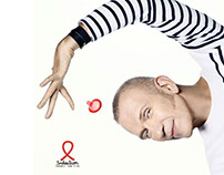 Sidaction prevention campagne