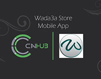 Wada3a Store | Mobile App