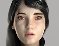 Layla - 3D model
