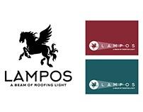 Lampos Logo Design & Branding