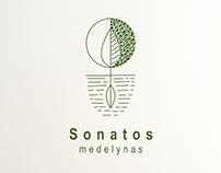 SONATOS MEDELYNAS visual identity