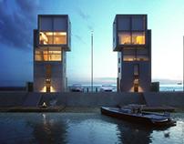 Tadao Ando - 4x4 House