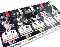 White Sox season tickets