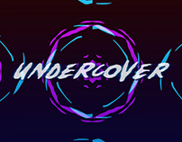 Undercover - Roby Fayer ft. Ido Danker (Lyrics Video)