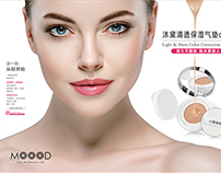 MOOOD - Product & WeChat Posters