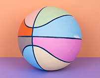 COLOR BASKETBALL