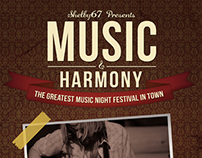 Music Event Flyer / Poster