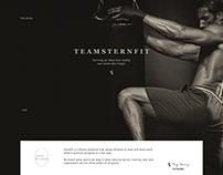 Team Sternfit Recruiting Website