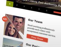 Braun Construction Group - Drupal Website
