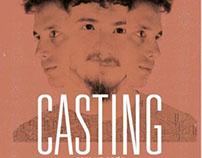 Poster para un casting