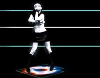 Dub Step Music Video Look Test 2012