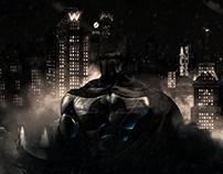 Batman Arkham Origins Concept