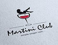 Martini Club Logo
