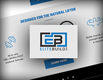 Elite Build1 Site Design