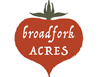 Broadfork Acres Logo & Branding