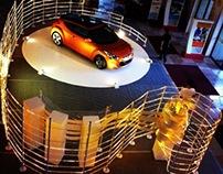 Hyundai Veloster Creative Display Contest