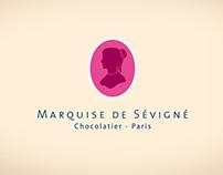 Marquise de Sévigné / Paris Madeleine