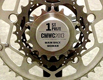 CMWC 2013, Main Race (woman) trophy