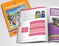Guía de Educación en Seguridad Vial / Diseño Editorial
