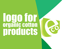 Logo for Organic Cotton Products