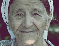Memories are all we have. 'Grandma.'