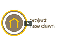 Project New Dawn Website