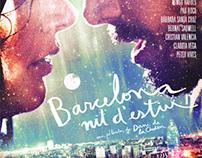 """Poster """"Barcelona Nit d'Estiu"""""""