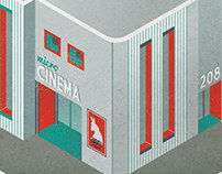 Concorto Cinematica / Flyers