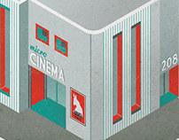 Concorto Cinematica / Flyers