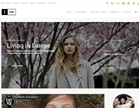 Posts Slider - Ink WordPress Theme