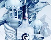 Russian Standard Vodka / Artform Campaign